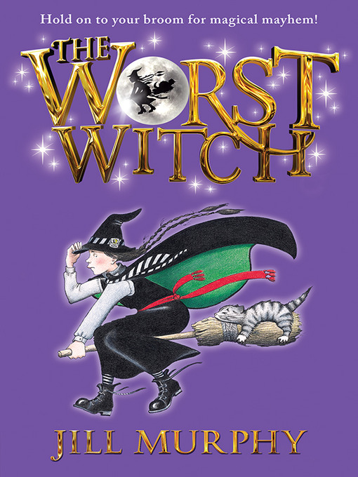 Cover image for book: The Worst Witch