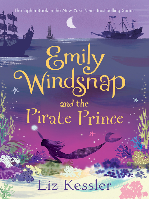 Title details for Emily Windsnap and the Pirate Prince by Liz Kessler - Wait list