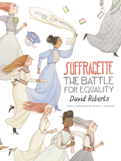 Title details for Suffragette by David Roberts - Available
