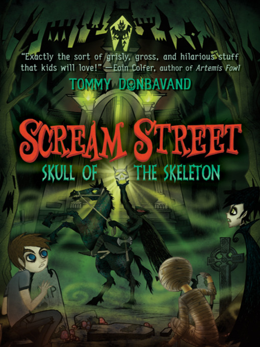 Title details for Skull of the Skeleton by Tommy Donbavand - Available