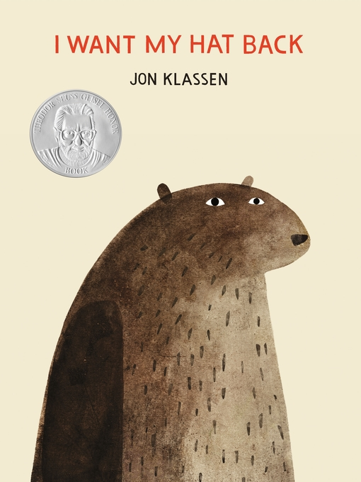 Title details for I Want My Hat Back by Jon Klassen - Wait list