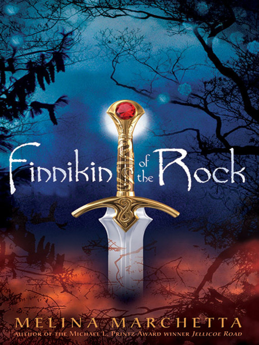 Cover image for Finnikin of the Rock
