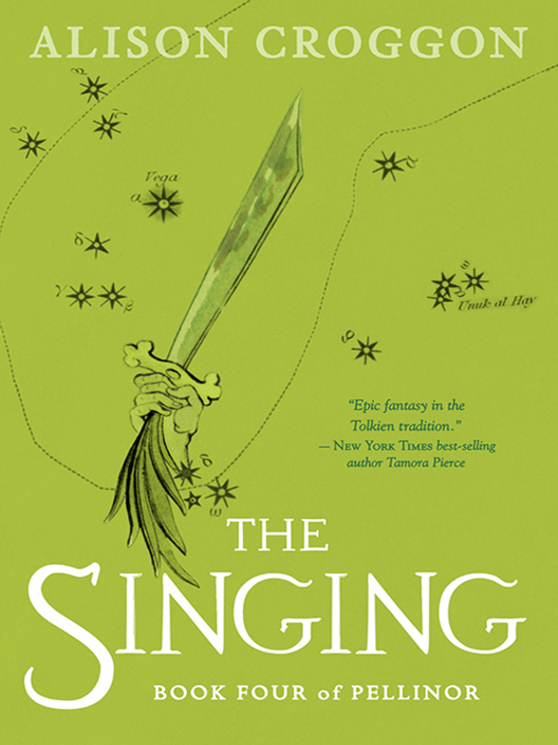 Title details for The Singing by Alison Croggon - Available