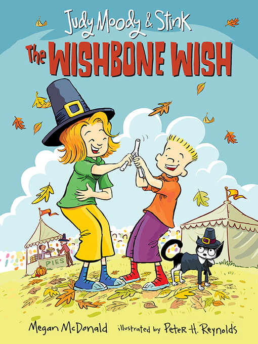 Title details for The Wishbone Wish by Megan McDonald - Available
