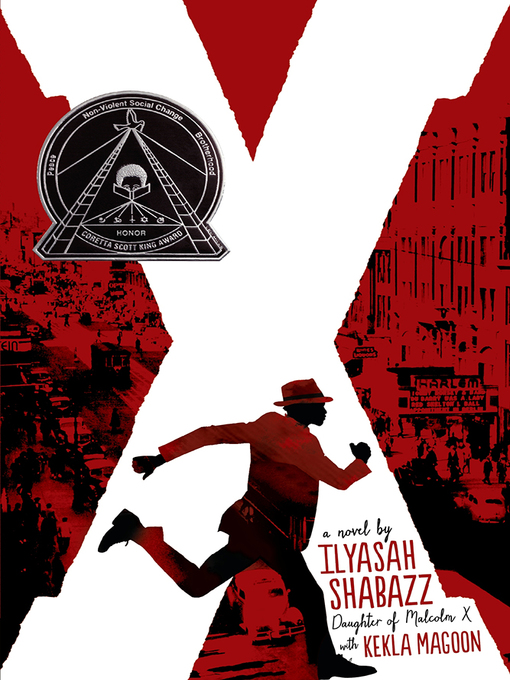 Title details for X by Ilyasah Shabazz - Wait list