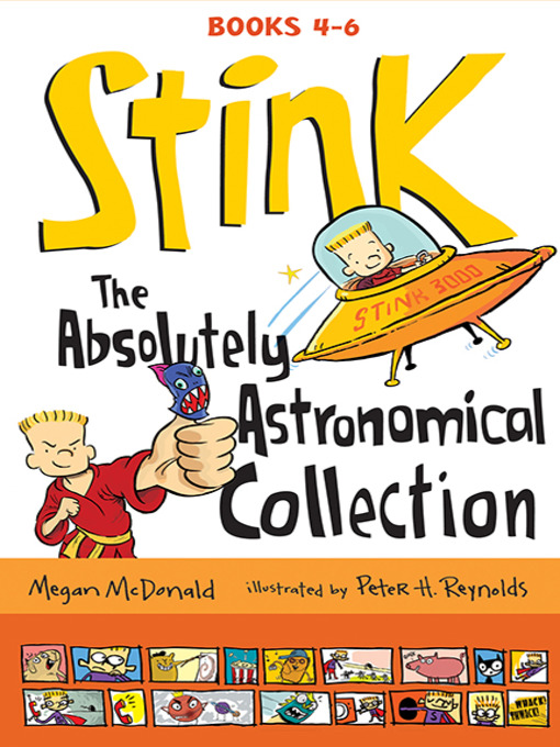 Title details for The Absolutely Astronomical Collection by Megan McDonald - Available