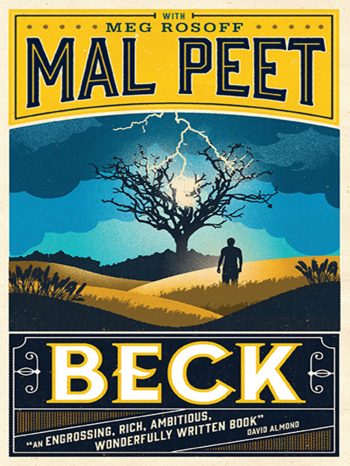 Title details for Beck by Mal Peet - Available