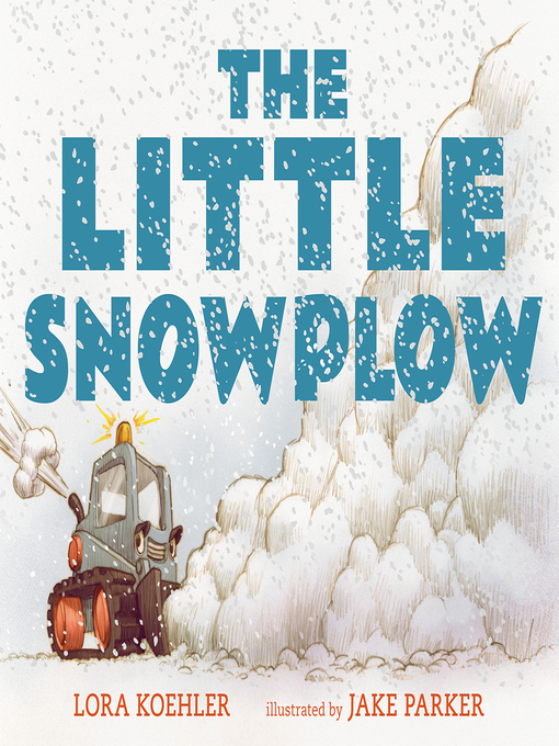 Cover image for The Little Snowplow