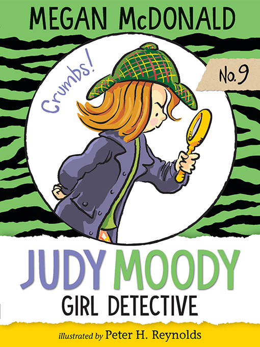 Title details for Judy Moody, Girl Detective by Megan McDonald - Available