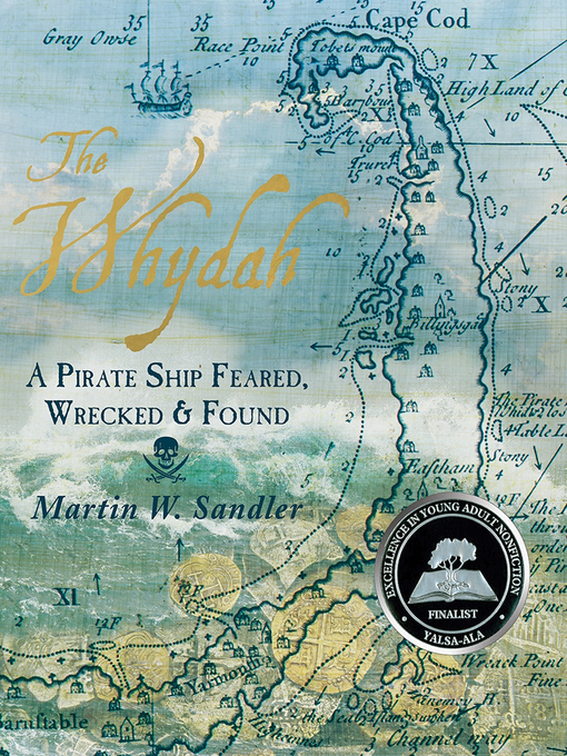 Title details for The Whydah by Martin W. Sandler - Wait list