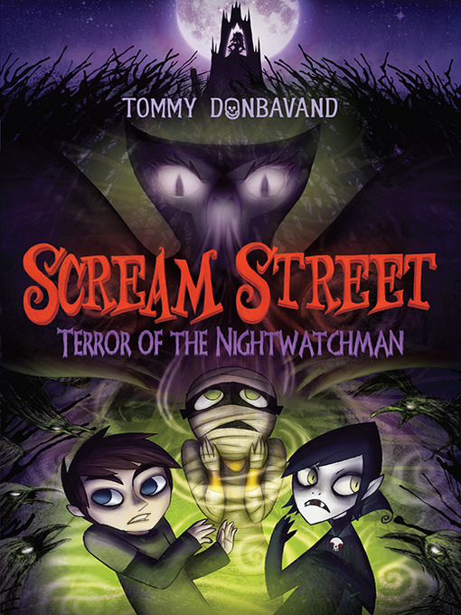Title details for Terror of the Nightwatchman by Tommy Donbavand - Available