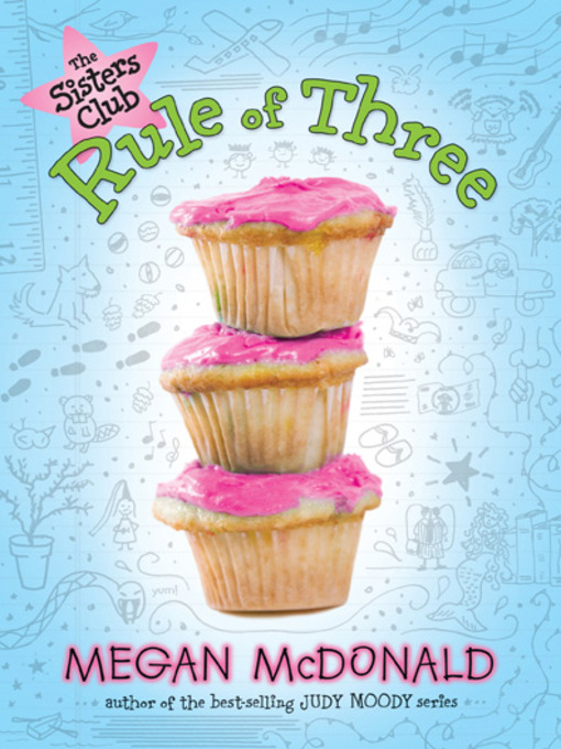 Title details for Rule of Three by Megan McDonald - Available