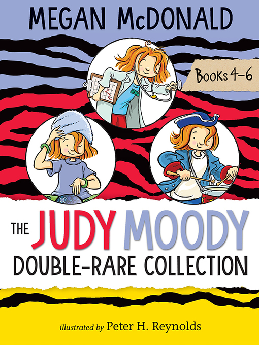 Title details for The Judy Moody Double-Rare Collection by Megan McDonald - Available
