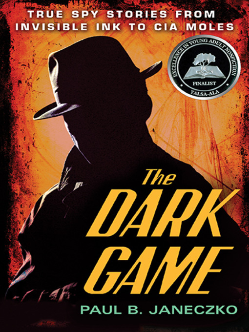 Couverture de The Dark Game