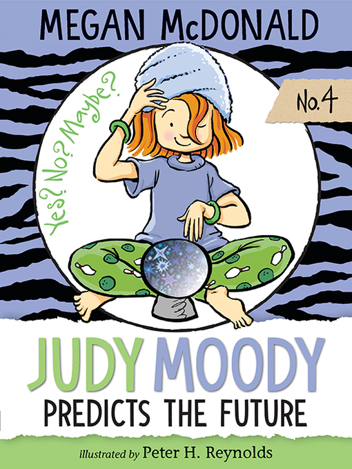 Title details for Judy Moody Predicts the Future by Megan McDonald - Available