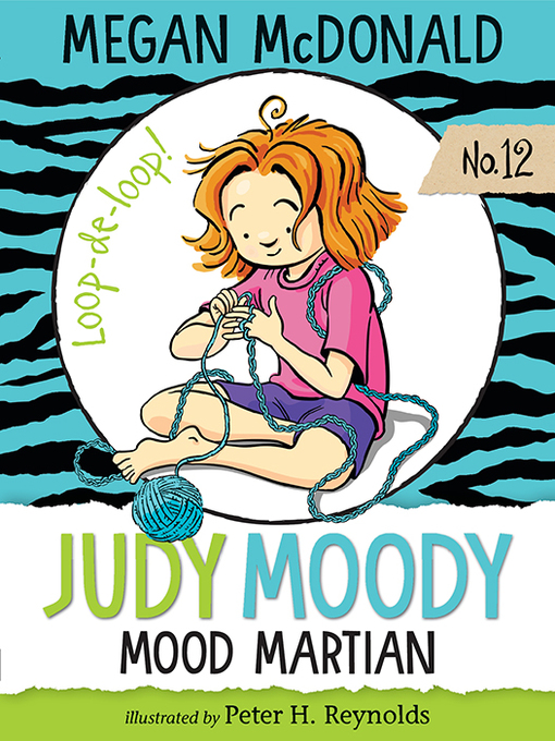 Title details for Judy Moody, Mood Martian by Megan McDonald - Available