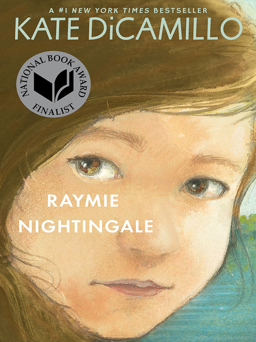 Cover of Raymie Nightingale