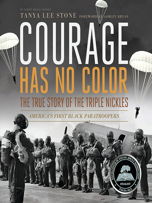 Cover of Courage Has No Color, the True Story of the Triple Nickles
