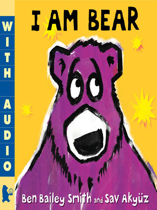 Cover of I Am Bear