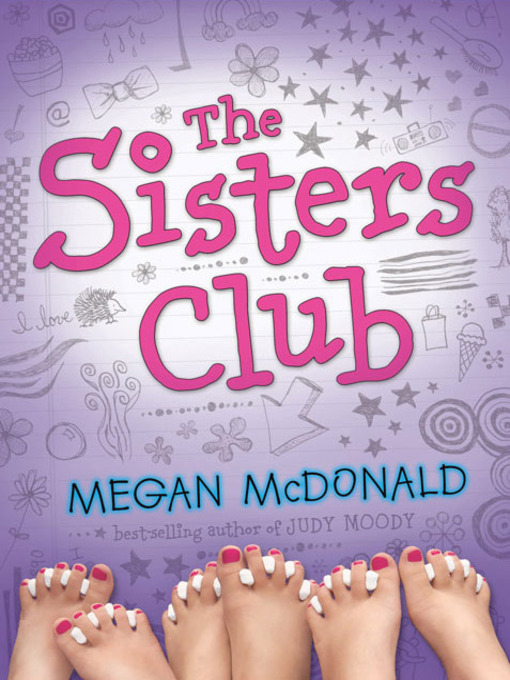 Title details for The Sisters Club by Megan McDonald - Available