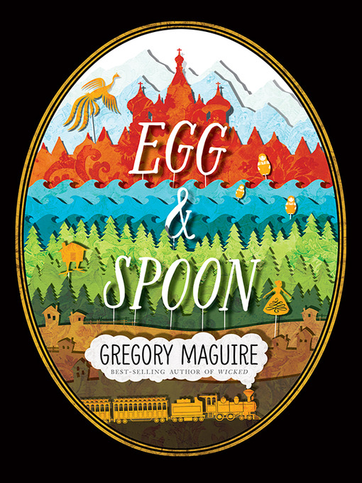 Cover of Egg & Spoon