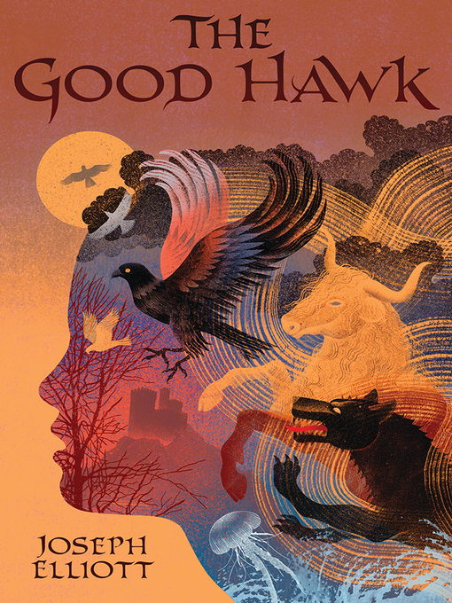 Cover image for book: The Good Hawk