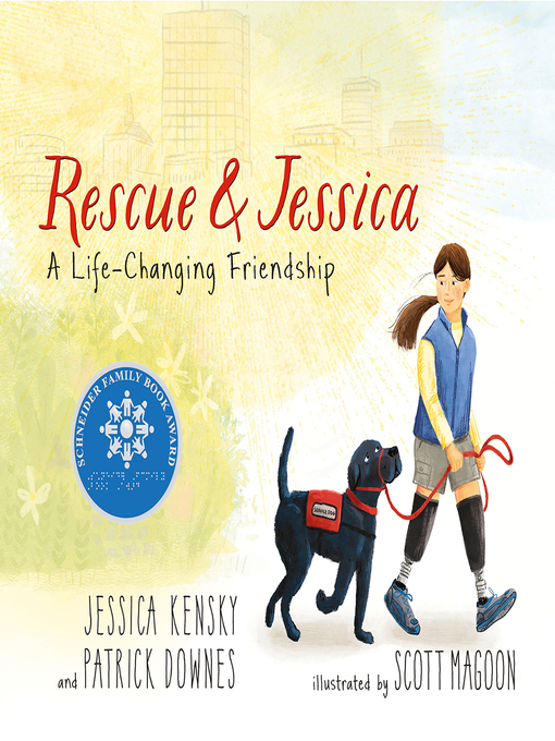 Title details for Rescue and Jessica by Jessica Kensky - Wait list