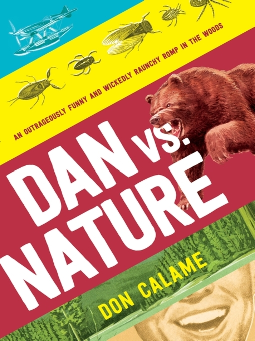 Cover of Dan Versus Nature