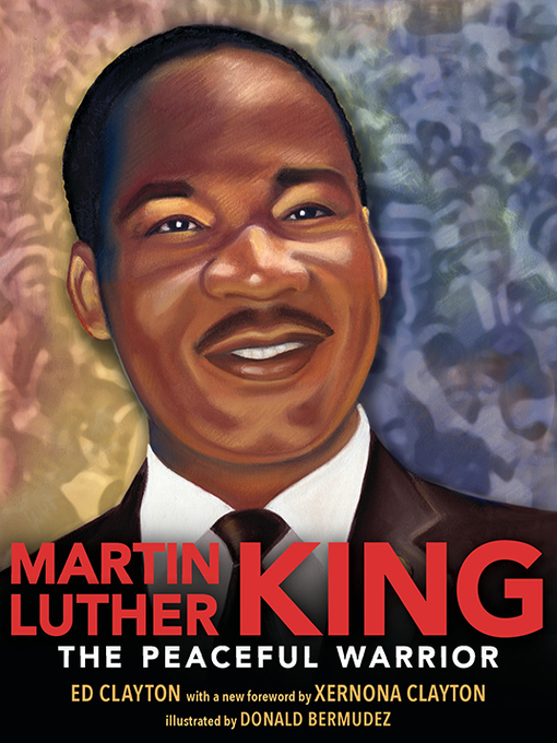Title details for Martin Luther King by Ed Clayton - Available
