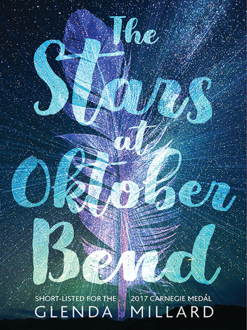 Cover of The Stars at Oktober Bend