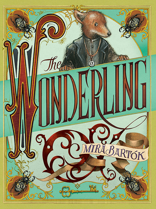 Cover of The Wonderling