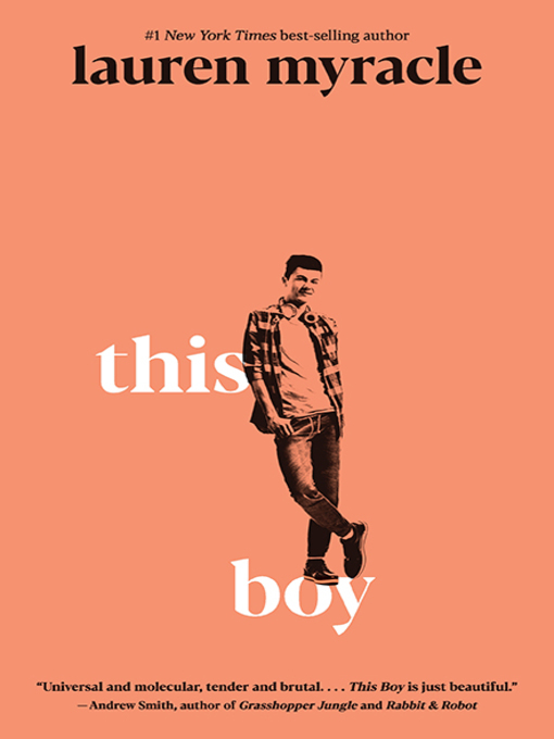 Cover of This Boy