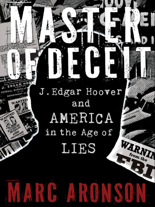 Title details for Master of Deceit by Marc Aronson - Available