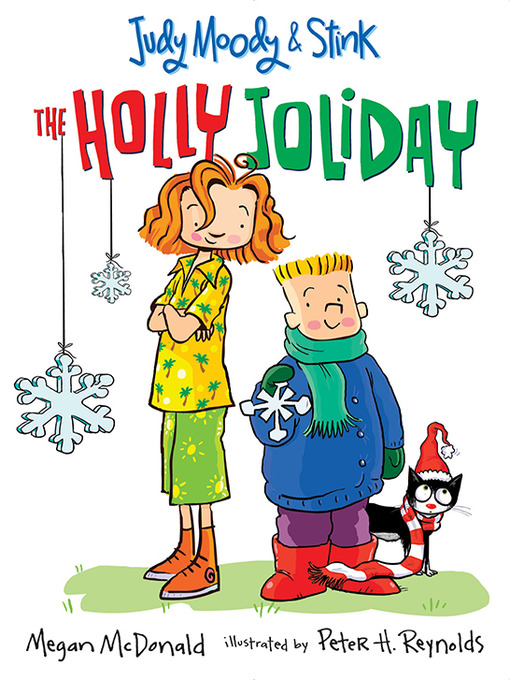 Title details for The Holly Joliday by Megan McDonald - Available