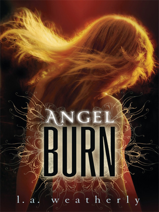 Cover image for Angel Burn