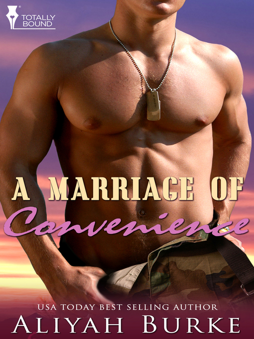 Title details for A Marriage of Convenience by Aliyah Burke - Wait list