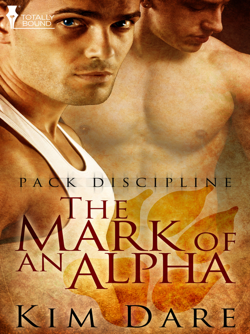 Cover of The Mark of an Alpha