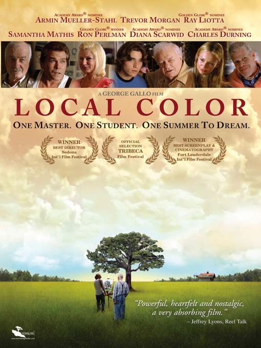 Title details for Local Color by George Gallo - Available