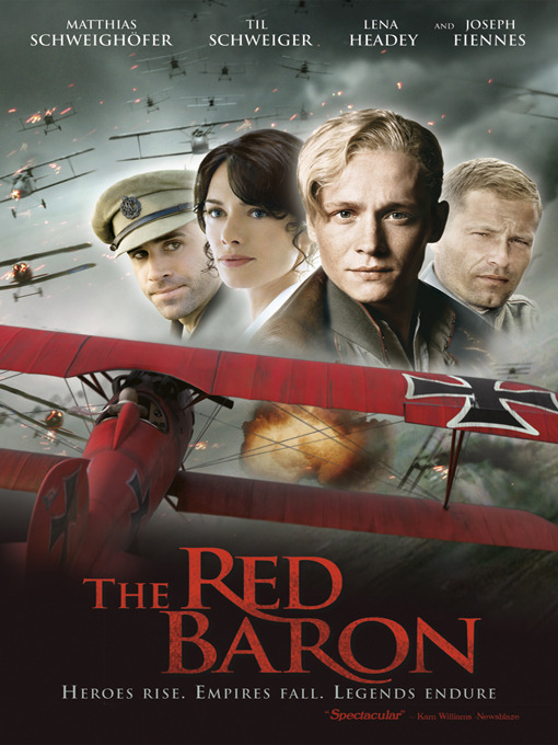 Cover of The Red Baron