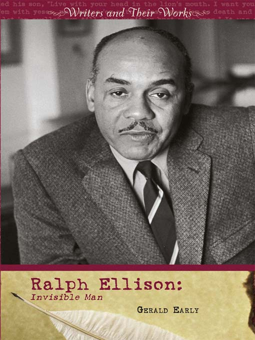 essays of ralph ellison Ralph ellison ralph ellison ralph waldo ellison was born march 1, 1914 in oklahoma city, oklahoma to lewis alfred and ida millsap ellison at the beginning of this century, oklahoma had not been a state for very long and was still considered a part of the frontier.
