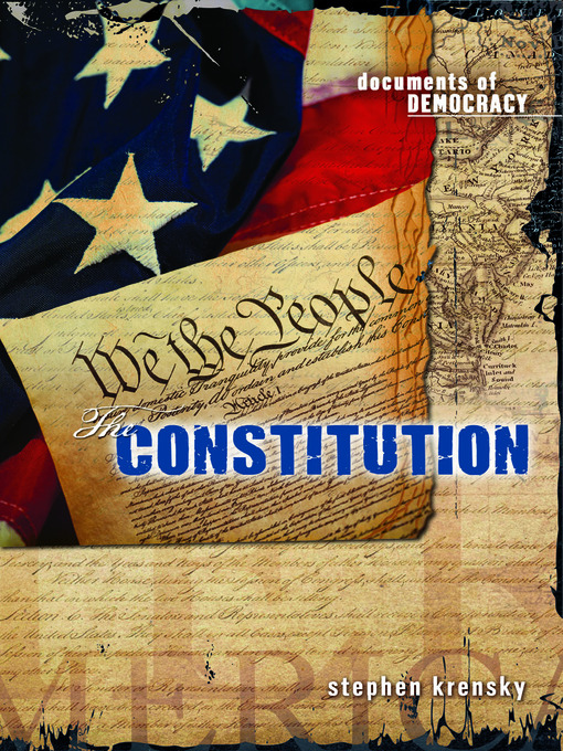 Title details for The Constitution by Stephen Krensky - Available