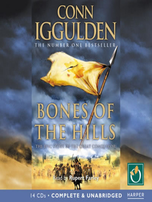 Cover of Bones of the Hills