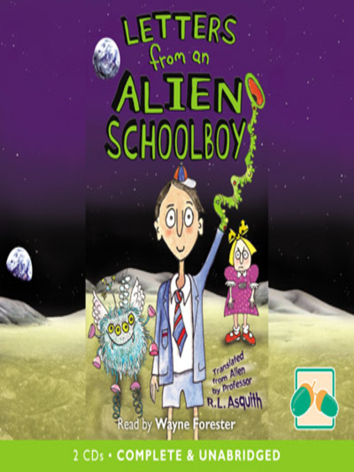 Title details for Letters from an Alien Schoolboy by Ros Asquith - Available