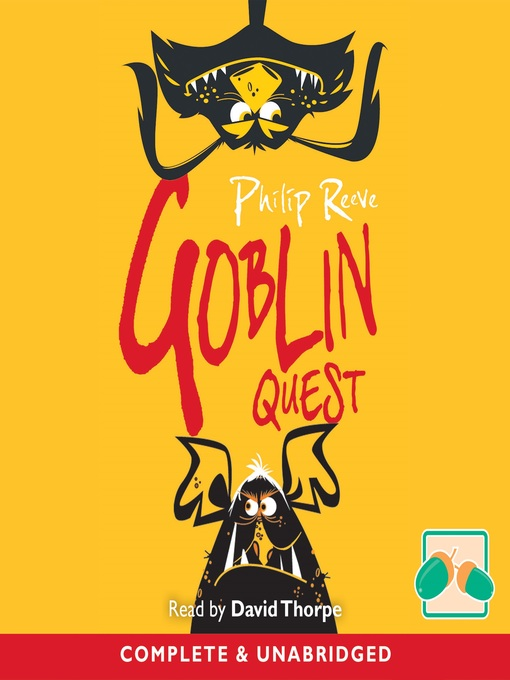 Title details for Goblin Quest by Philip Reeve - Available