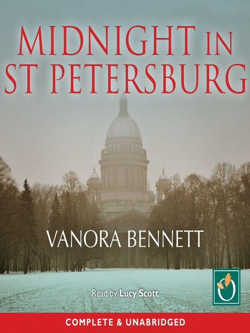 Title details for Midnight in St Petersburg by Vanora Bennett - Available