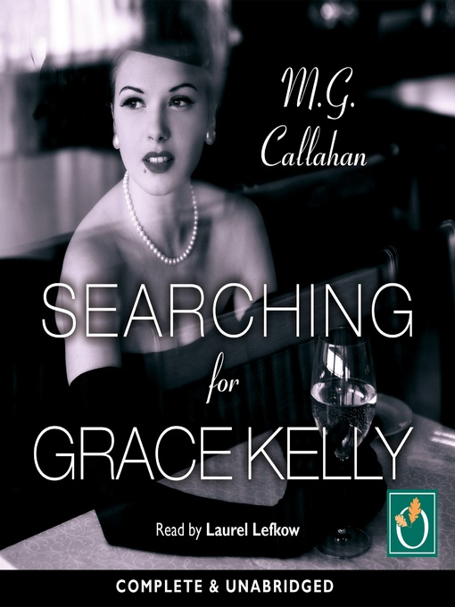 Cover of Searching for Grace Kelly