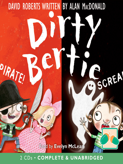 Title details for Pirate! / Scream! by David Roberts - Available