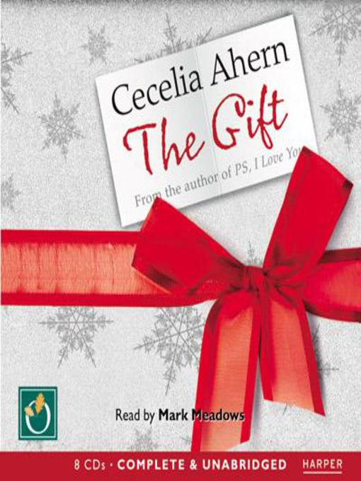 Title details for The Gift by Cecelia Ahern - Available