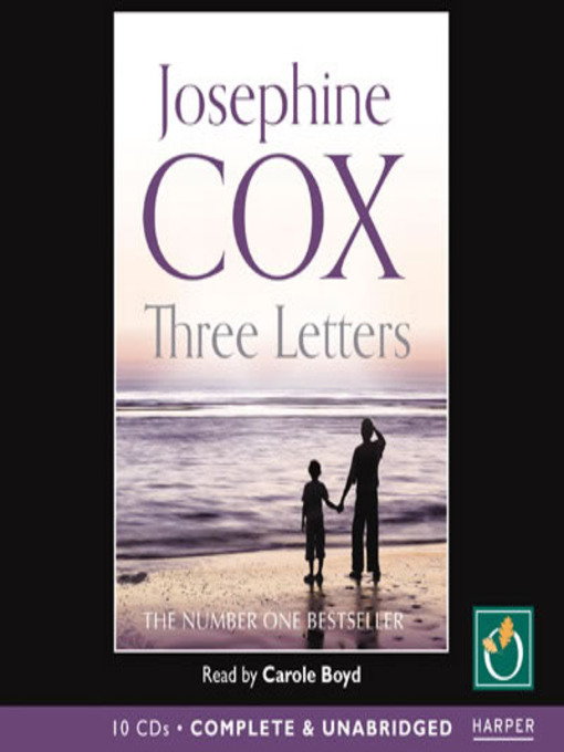 Title details for Three Letters by Josephine Cox - Available