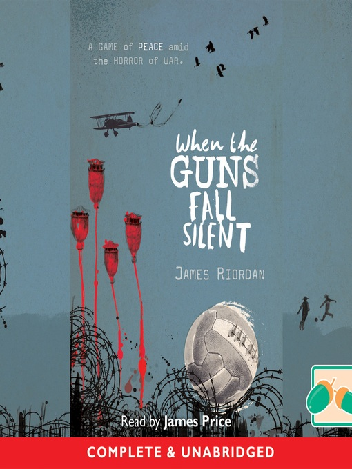 Title details for When the Guns Fall Silent by James Riordan - Available